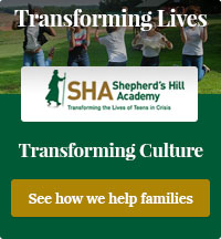Shepherds Hill Academy: Transforming Lives, Transforming Culture