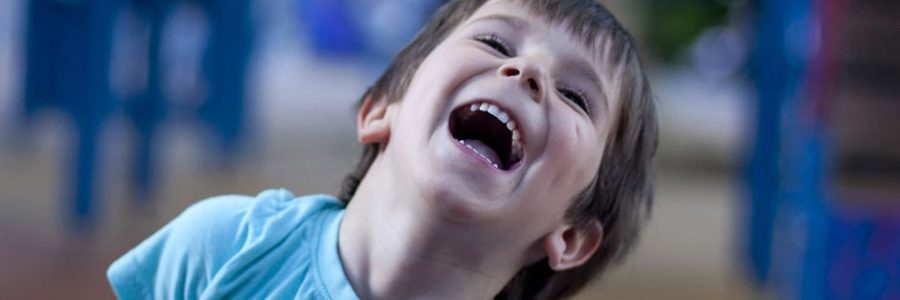 Why Laughter Truly is the Best Medicine [One Minute Feature]