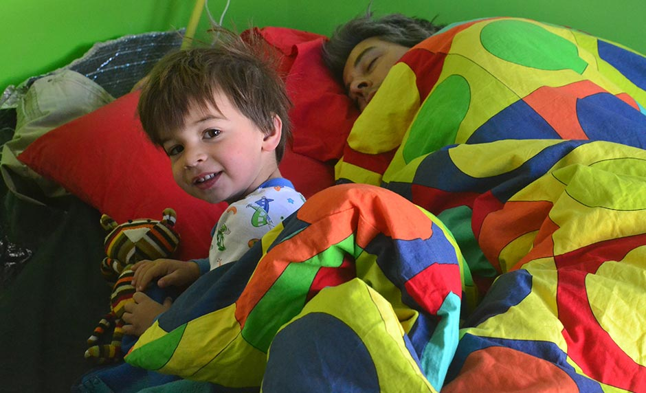 How Kids can Learn Valuable Lessons as They Make the Bed Each Morning [One Minute Feature]