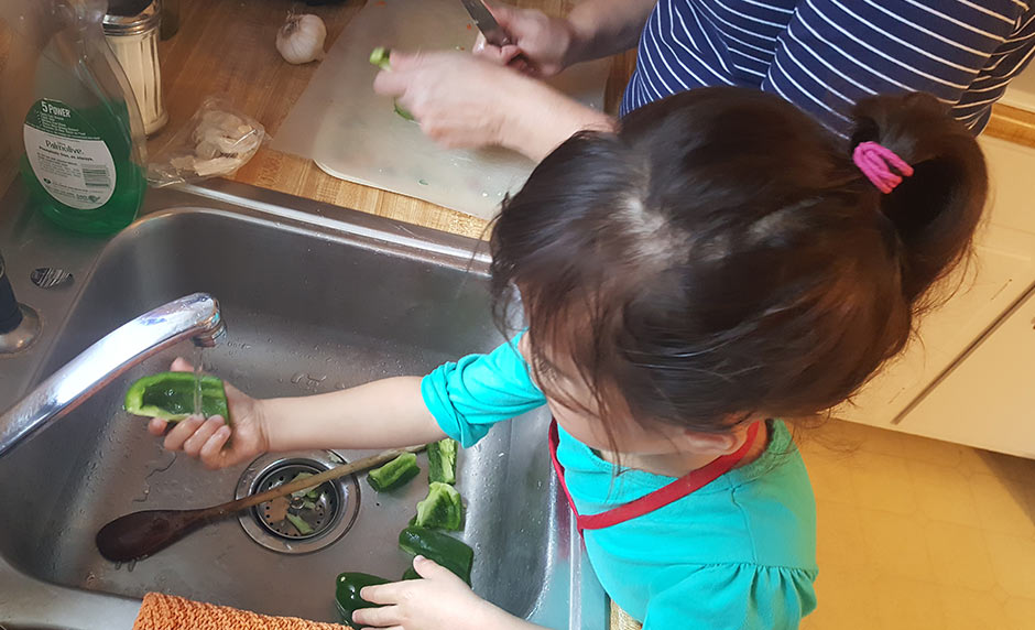 How Chores Can Build Character and Nurture Responsibility in Kids [One Minute Feature]