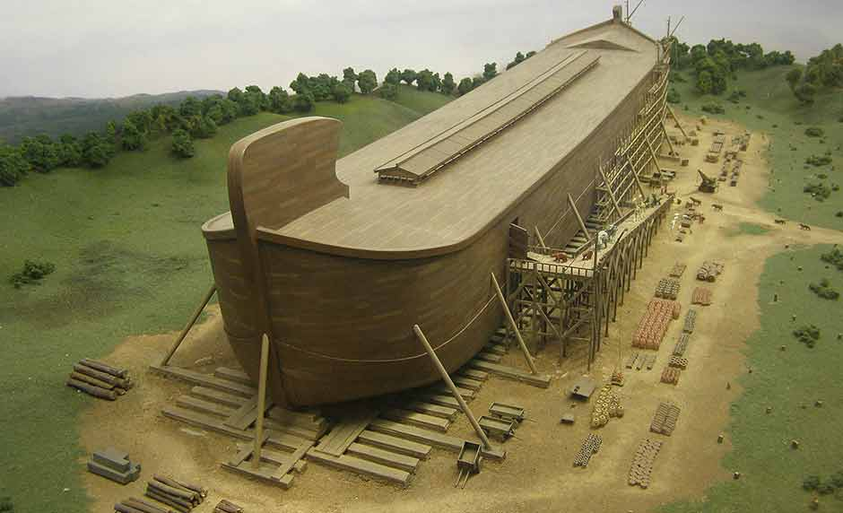 Httpwww Overlordsofchaos Comhtmlorigin Of The Word Jew Html: Can The Ark Encounter Help Kids Find Truth In The Bible