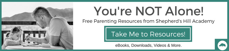 License to Parent Banner