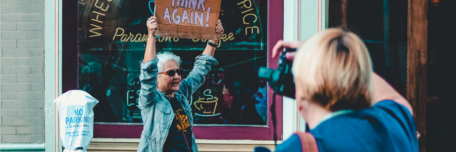 Activism [One Minute Feature]