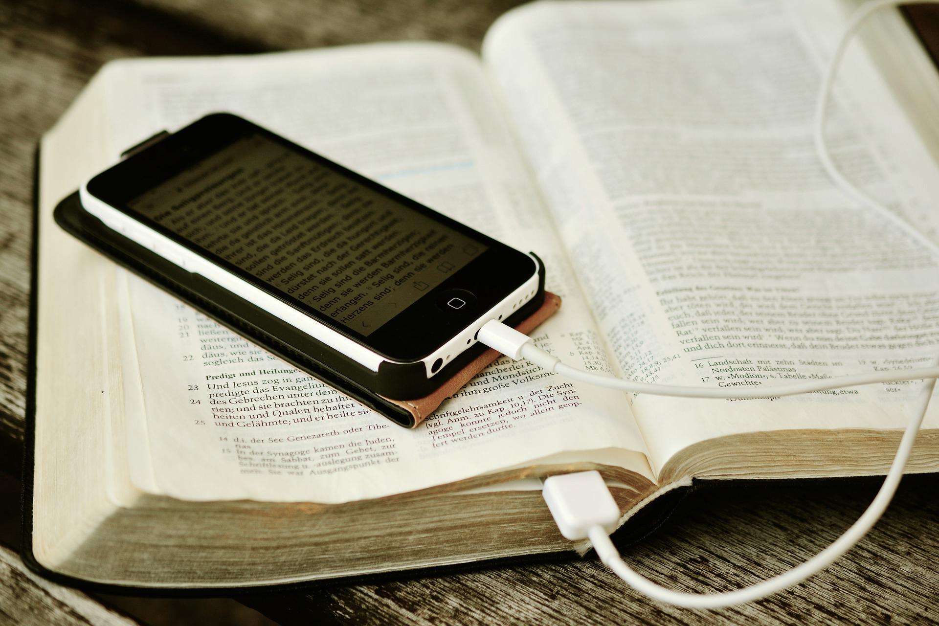 Digital Scripture [One Minute Feature]