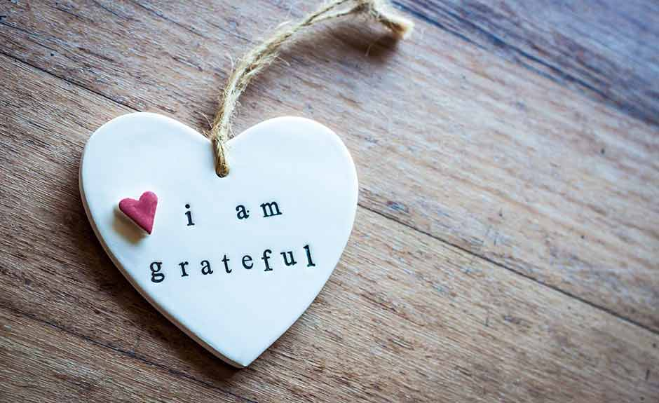 A Thankful Heart [One Minute Feature]