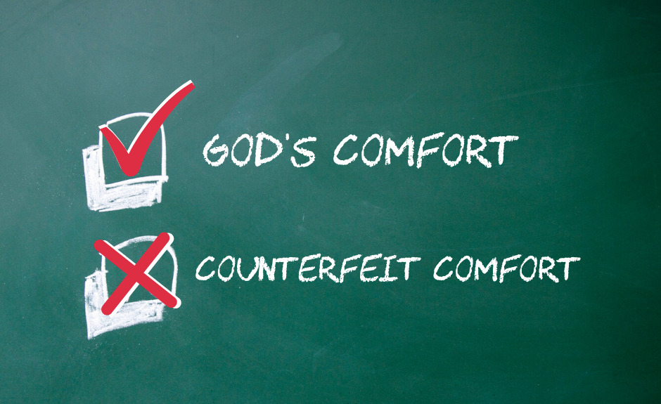 Counterfeit Comforts with Robia Scott  [Podcast]