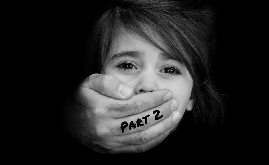 Coping with Losing a Child to Abduction Pt. 2 with Marie White  [Podcast]