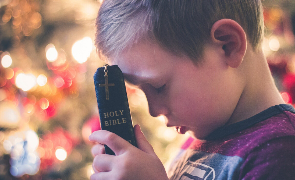 Kid Prayer [One Minute Feature]